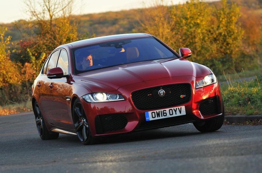 Top 10 best sports saloons 2020 - Jaguar XF 3.0D S