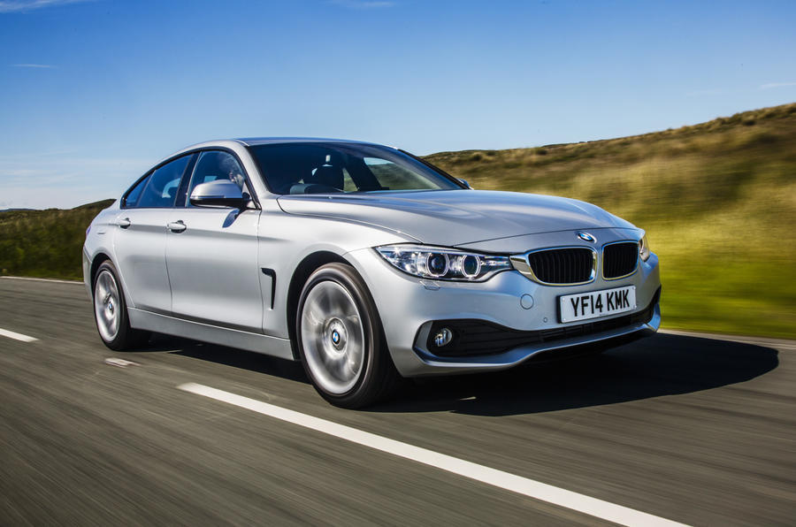 Top 10 style saloons 2020 - BMW 4 Series Gran Coupe