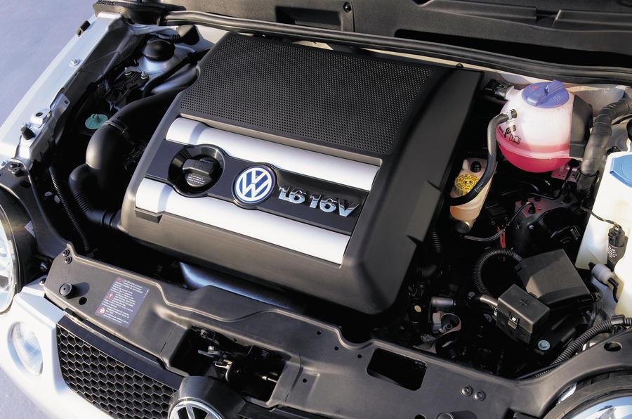 95 hướng dẫn mua động cơ VW Lupo GTi đã qua sử dụng