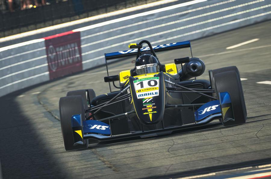 VCO proSIM racing series preseason - liveries