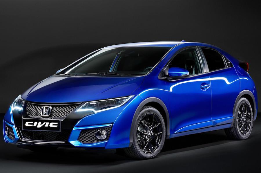 Car Leasing Options >> Honda Civic Sport gets new entry-level engine | Autocar