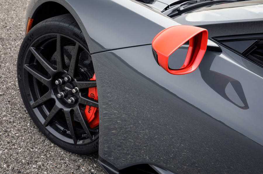 Ford GT Carbon Series officially revealed - carbon wheels