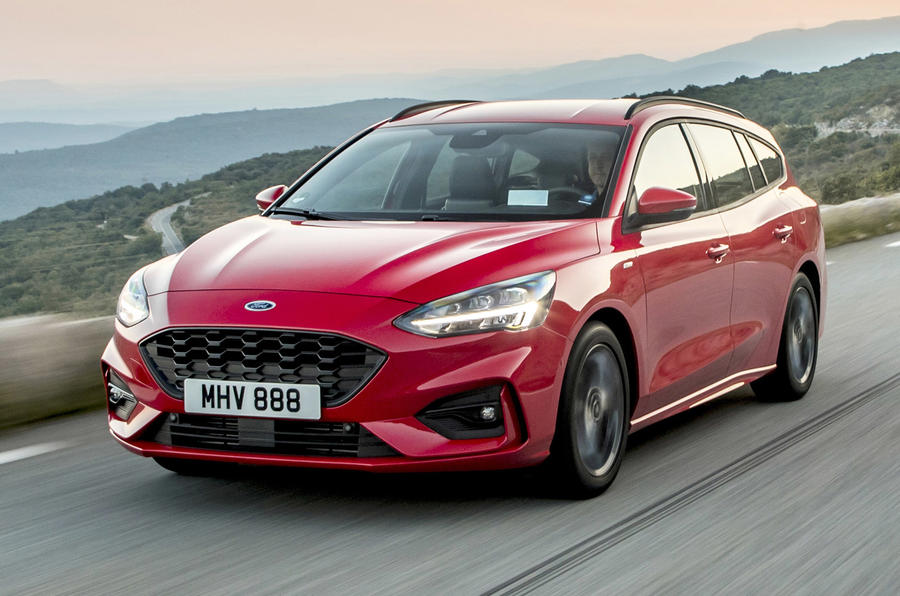 The top ten best estate cars - Ford Focus estate