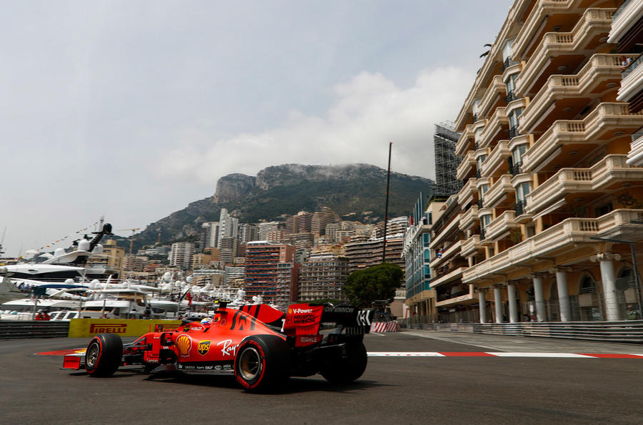 Charles Leclerc interview, 2019 British Grand Prix - Monaco