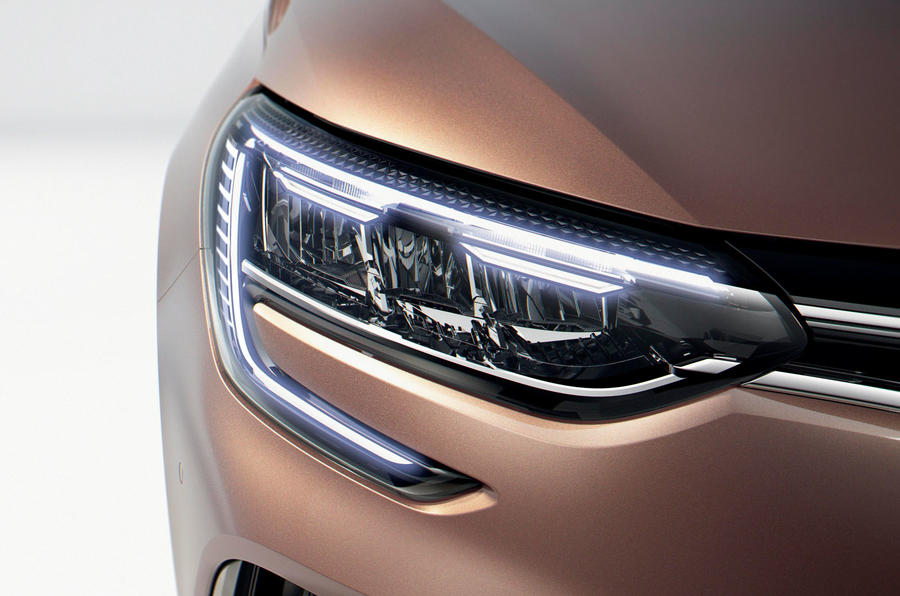 Renault megane 2020 refresh - headlights