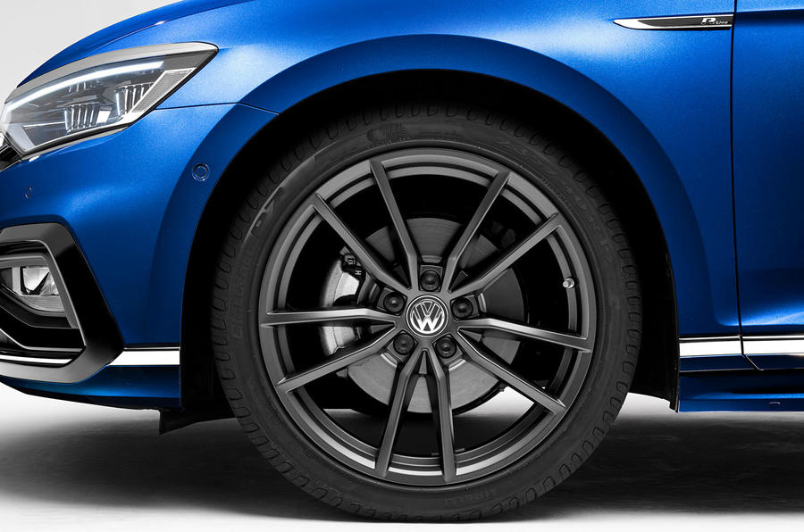 Volkswagen Passat 2019 press - alloy wheels