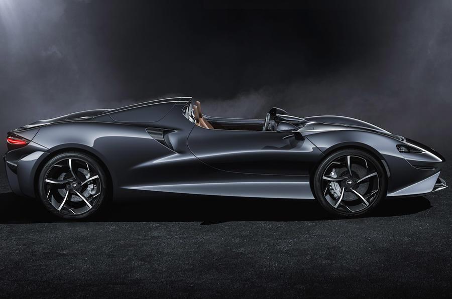 McLaren Elva official reveal - static side