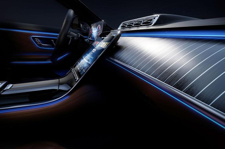 2021 Mercedes Benz S Class New Images Showcase Comfort Focused Interior Autocar