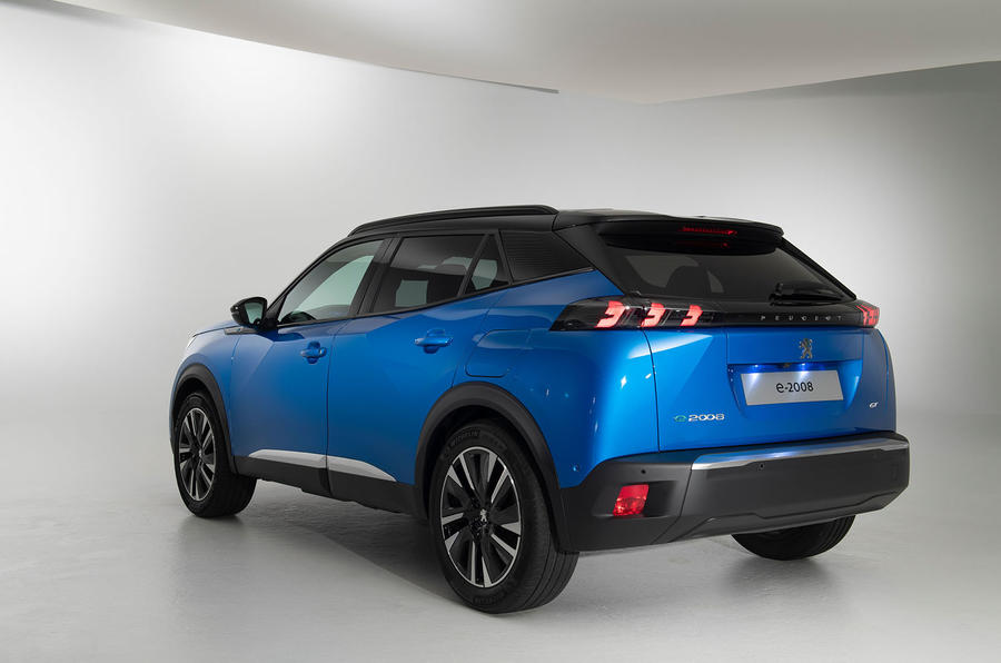Peugeot 2008 Suv >> New Peugeot 2008 Revealed As More Grown Up Crossover Suv
