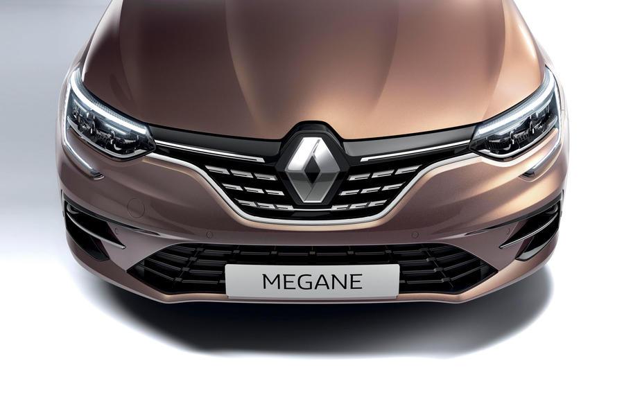 Renault megane 2020 refresh - front bumper