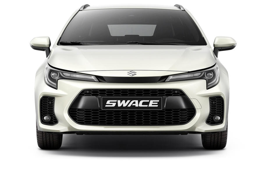 Suzuki Swace official press images - nose