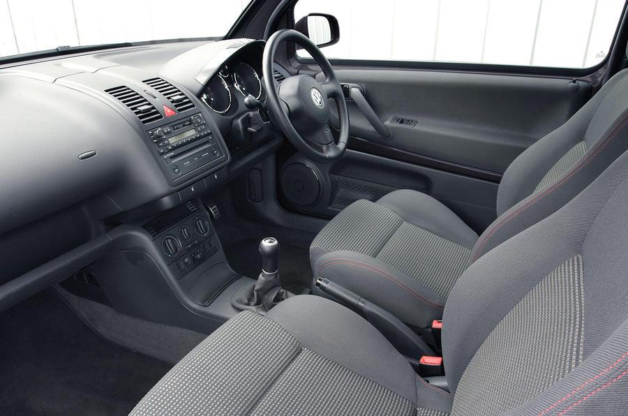 97 hướng dẫn mua nội thất VW Lupo GTi đã qua sử dụng