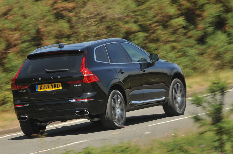 Volvo XC90 nearly new buying guide - rear