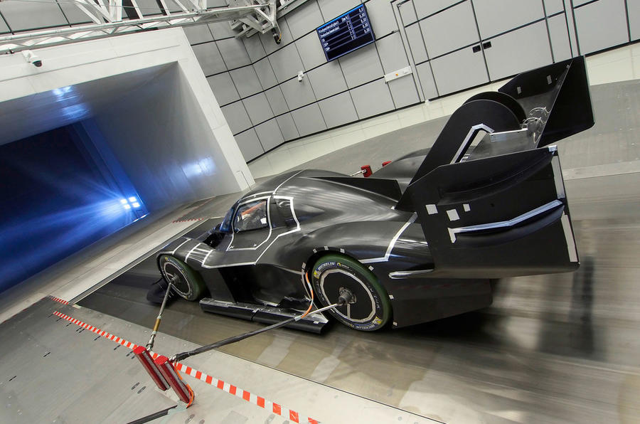 VW electric motorsport