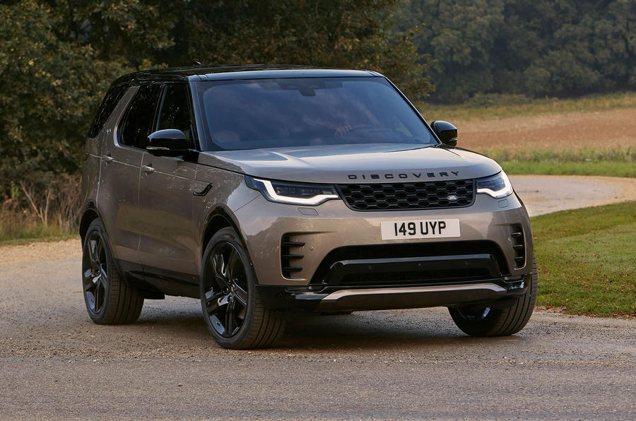 Land Rover Discovery sport-2020 SE R-Dynamic Exterior Car