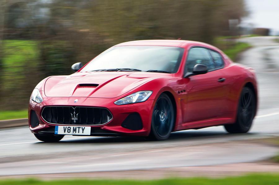 Used vs PCP: Supercars - Maserati Gran Turismo