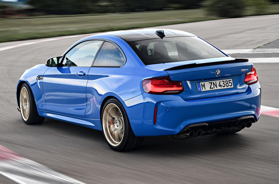 New BMW M2 CS: official details of 444bhp, £75k run-out special