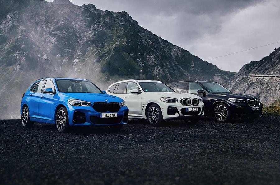 BMW X2 xDrive25e plug-in hybrid revealed