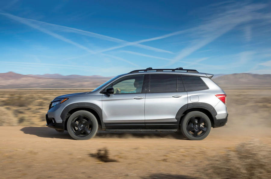 2019 Honda Passport revealed as rugged mid-size SUV | Autocar