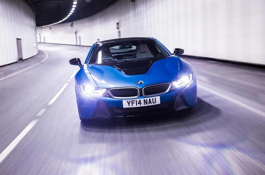 James Ruppert: plug-in hybrids - BMW i8