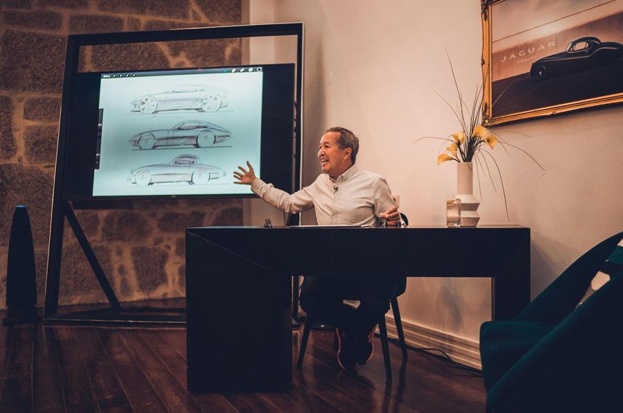 Julian Thomson interview - presentation