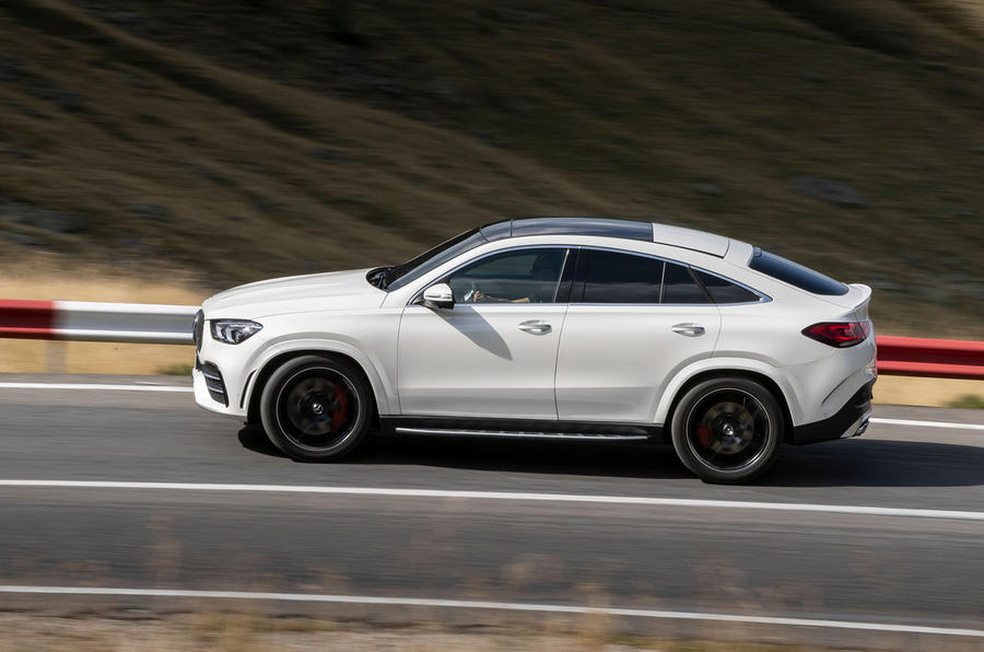 First Ride 2020 Mercedes Amg Gle 53 4matic Coupe Autocar
