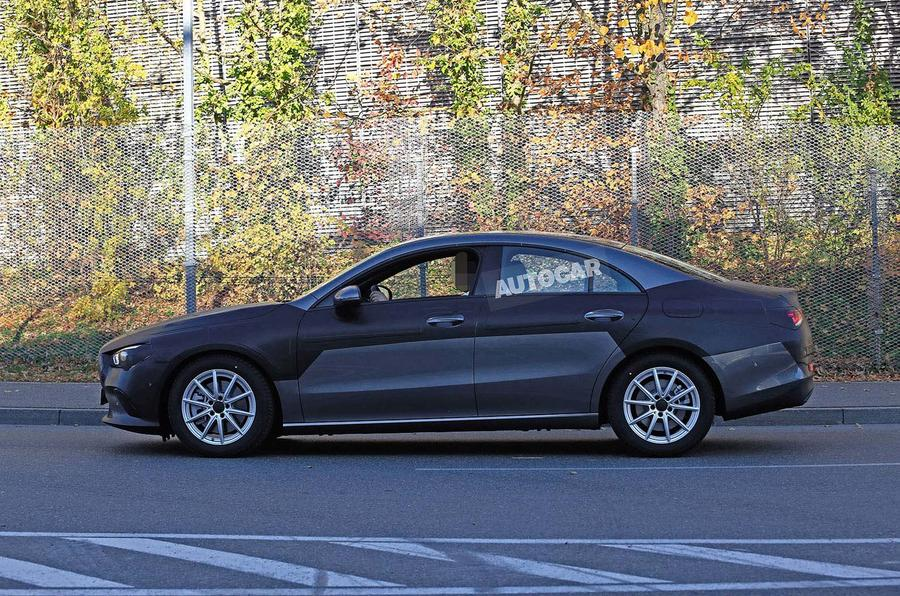 New 2019 Mercedes Cla Images Leaked Ahead Of Reveal Autocar
