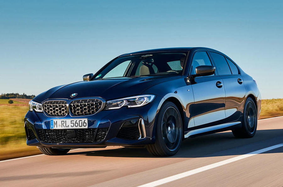 Top 10 best sports saloons 2020 - BMW M340i