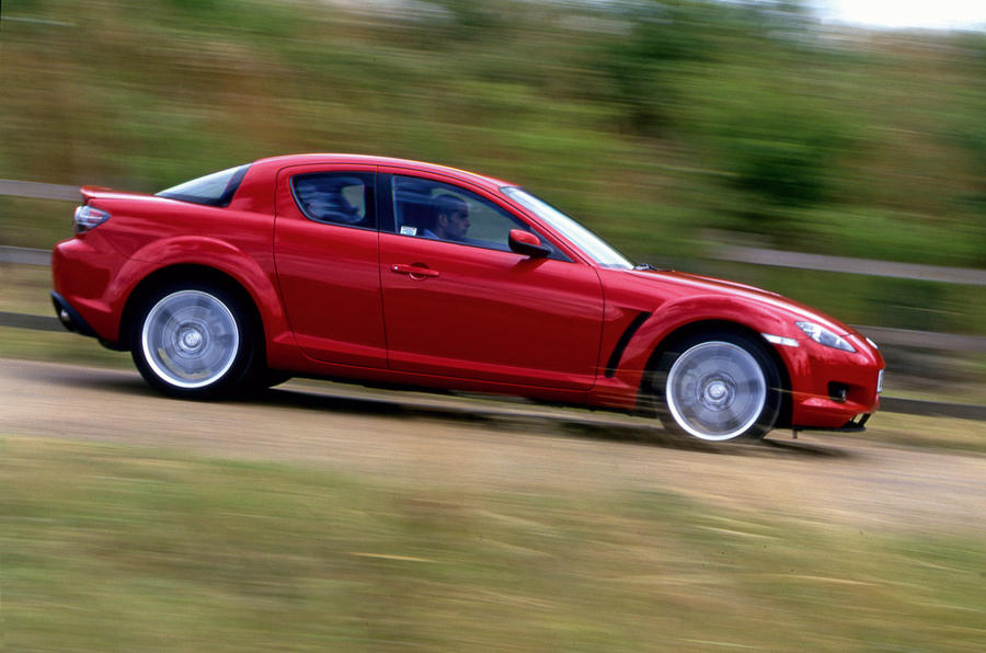 Mazda RX-8 used buying guide - hero side
