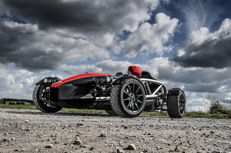 Ariel Atom 4 2018 first drive review static front