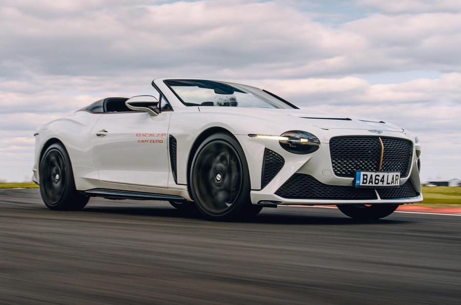First drive: 2021 Bentley Mulliner Bacalar prototype ...