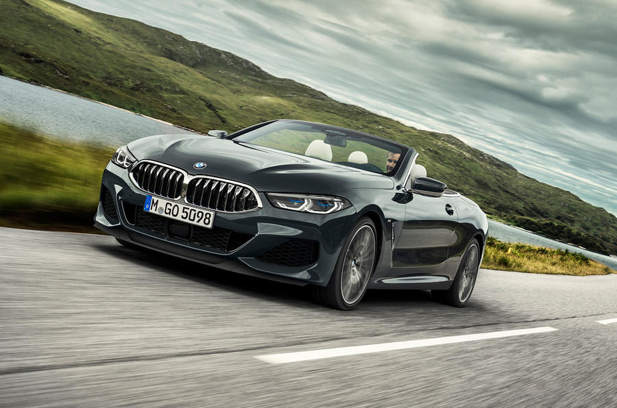 New BMW 8 Series Convertible revealed