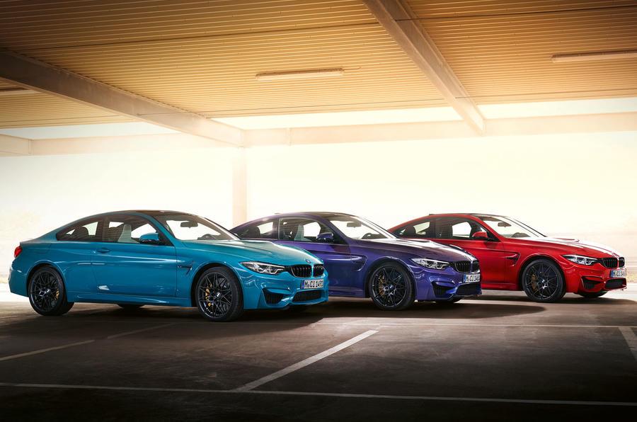BMW M4 M Heritage Edition revealed