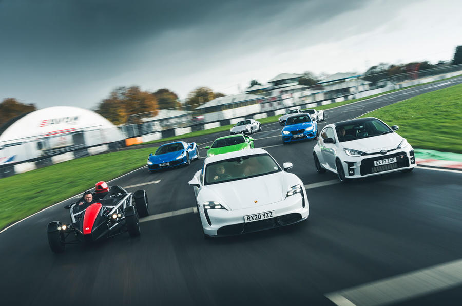 Britain's best drivers car 2020 - lead