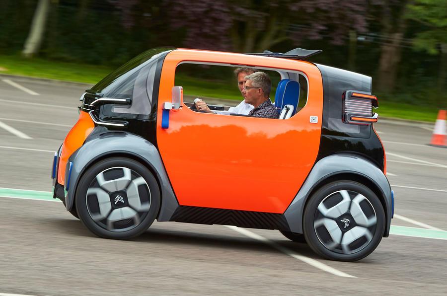 2019 - [Citroën] Concept AMI ONE - Page 12 99-citroen-ami-one-concept-drive-lead