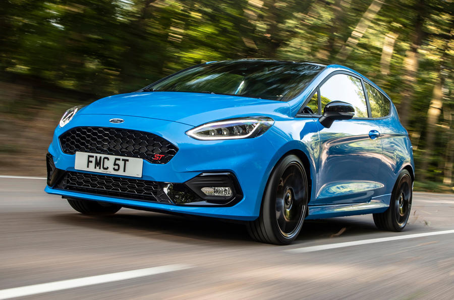 99 ford fiesta st edition 2020 official images hero front