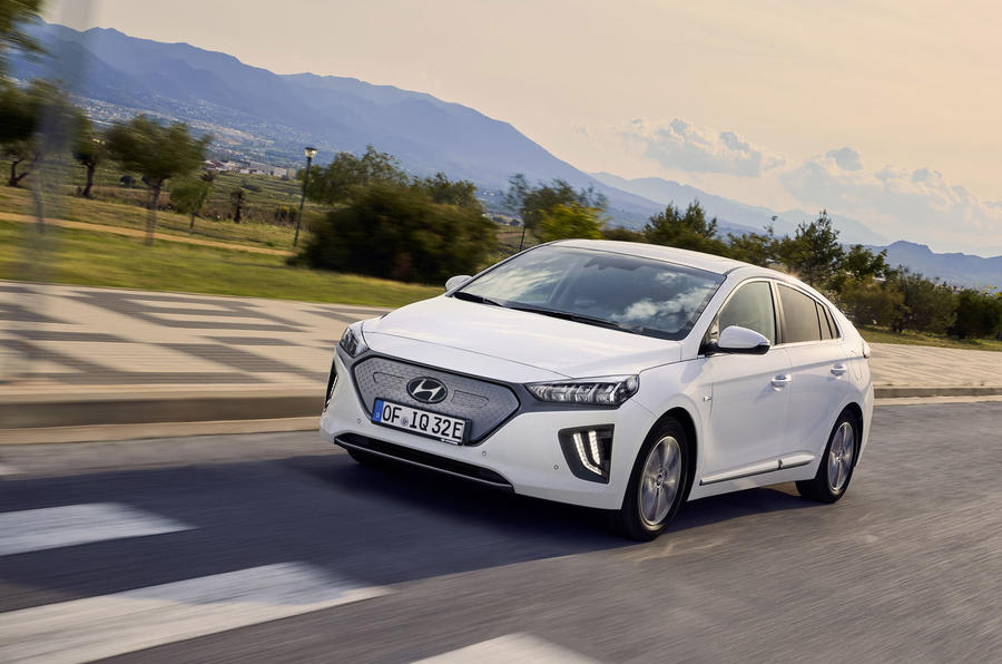 Hyundai Ioniq: UK pricing confirmed for updated model | Autocar