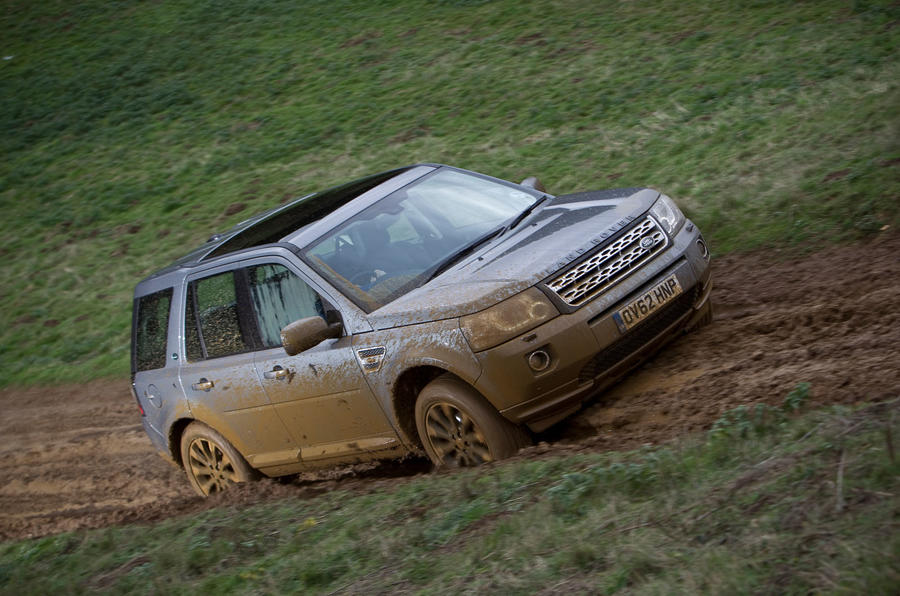 Land Rover Freelander 2 used buying guide - hero front