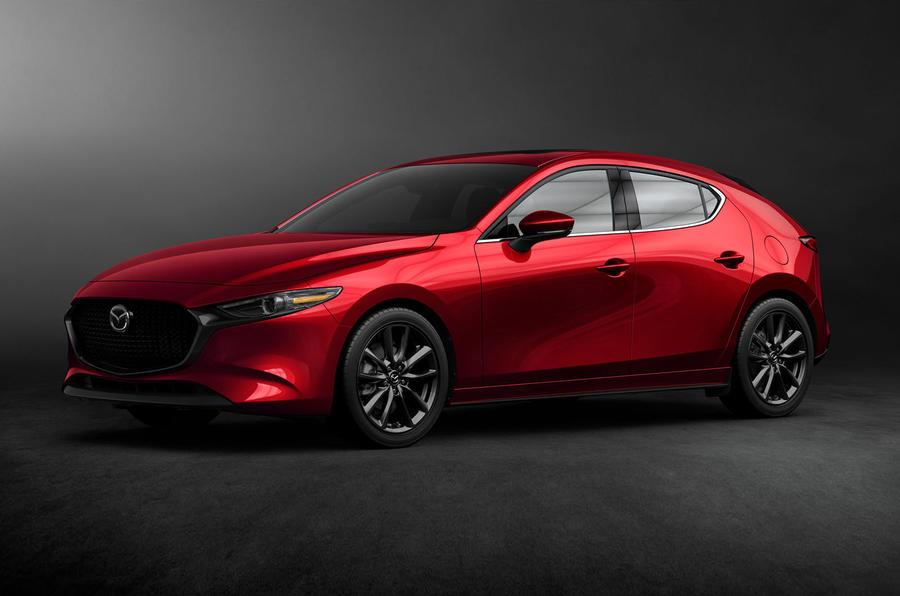 Mazda3 Makes Triumphant Debut in Los Angeles
