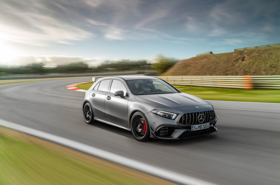 Mercedes-AMG's CLA45 S will get 416 hp