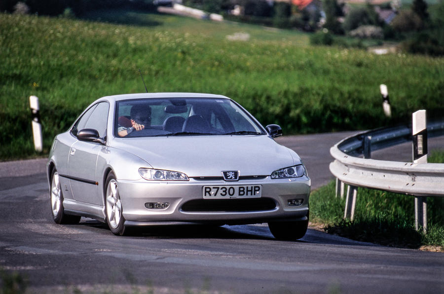 James Ruppert on Coupes - Peugeot 406 Coupe