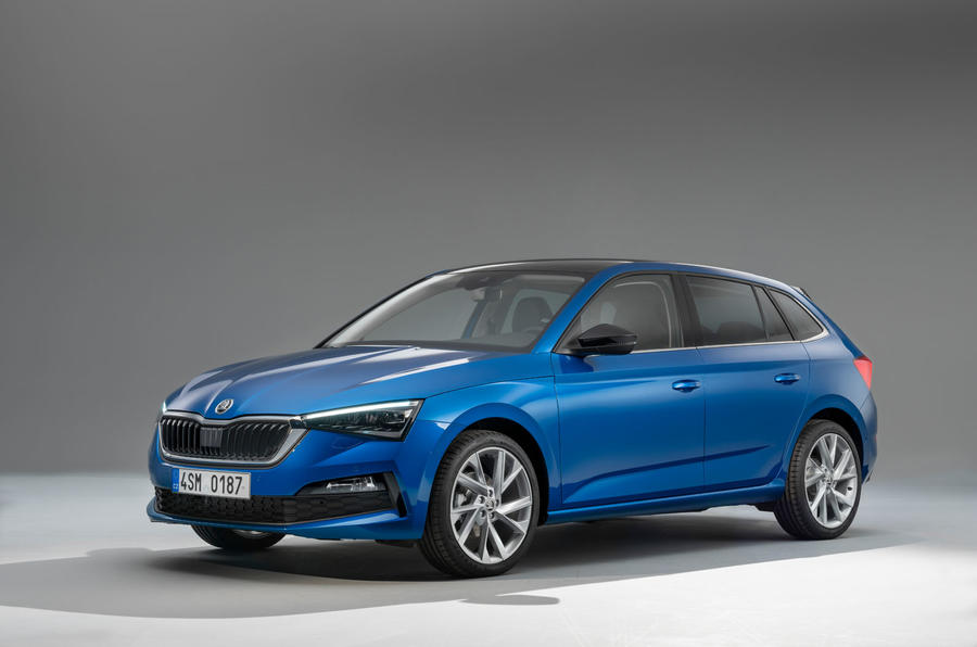 2019 Skoda Scala: all-new family hatchback revealed | Autocar