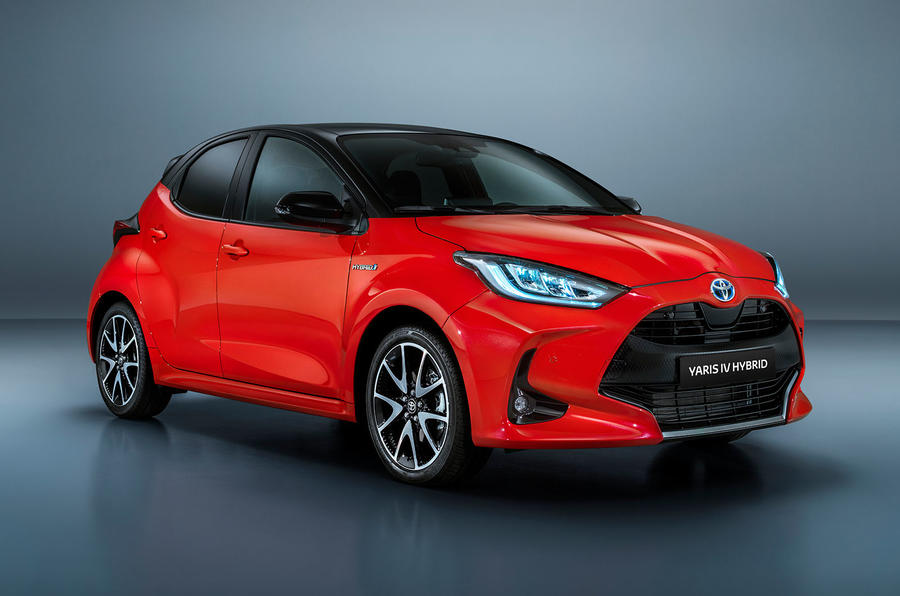 New 2020 Toyota Yaris Revealed With Ground Up Redesign Autocar