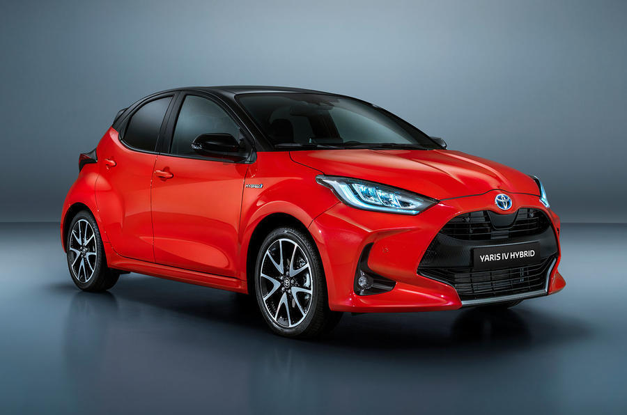 Toyota Yaris 2019 refresh