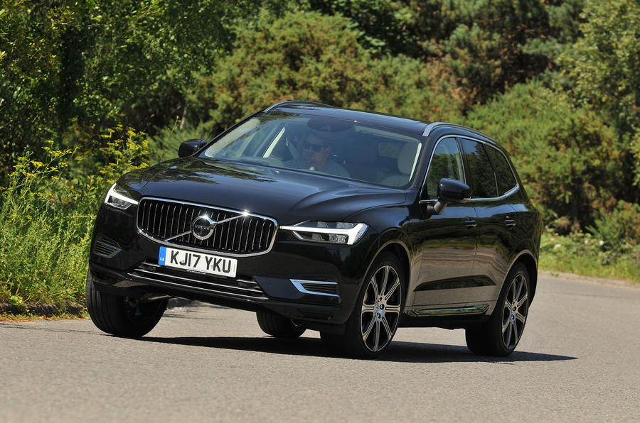 Volvo XC90 nearly new buying guide - front