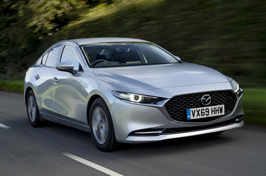 Top 10 style saloons 2020 - Mazda 3