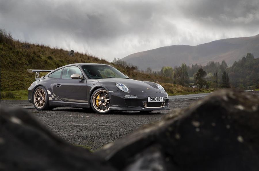 Porsche 911 997 GT3 RS