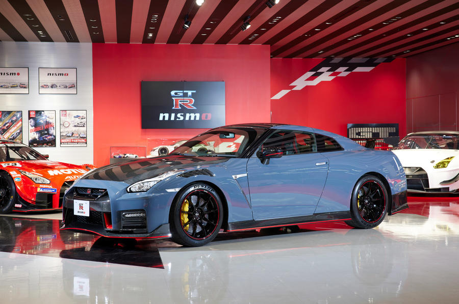 Nissan reveals new 2022 GT-R Nismo in Japan | Autocar