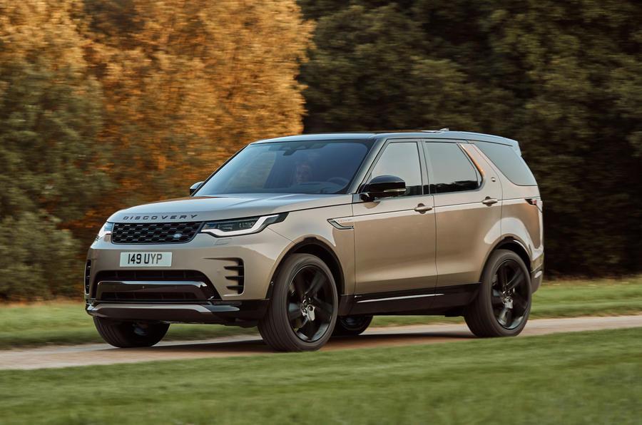 Land Rover Discovery Sport 2020 S Exterior Car Photos