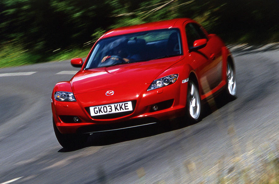 Mazda RX-8 used buying guide - hero front